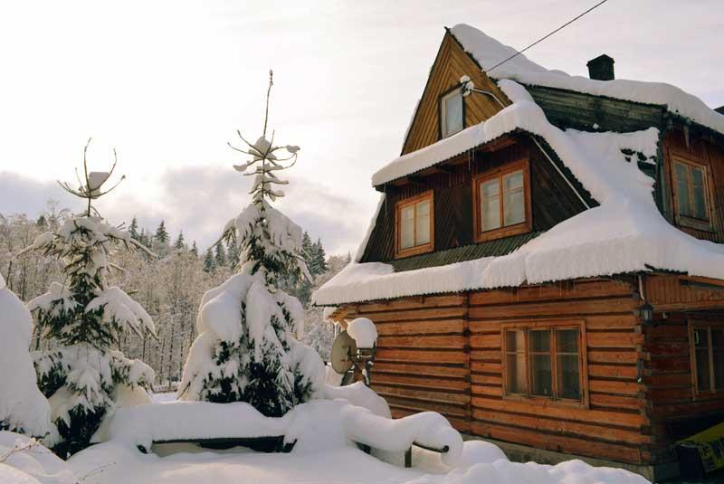 Chowańcówka - Zdjęcia domu 8