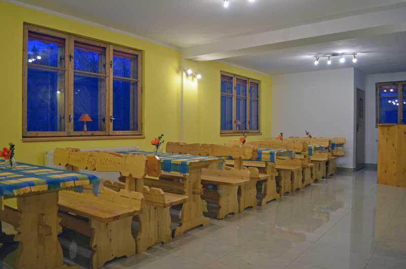Chowańcówka - Stołówka i świetlica 1