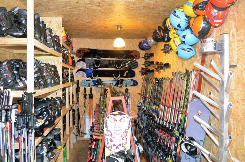Chowańcówka - Wypożyczalnia nart i snowboardów 2